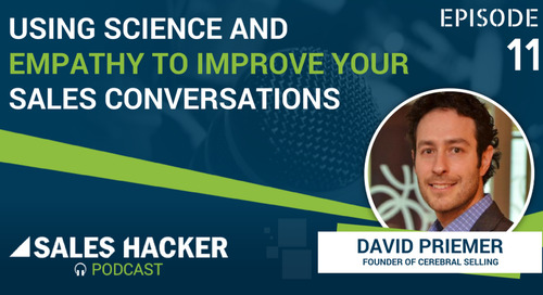 PODCAST 11: How to Use Empathy in Sales [Backed by Science]
