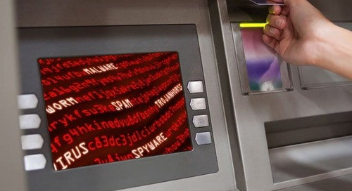 ATMii malware targets ATMs running Windows 7 and Vista
