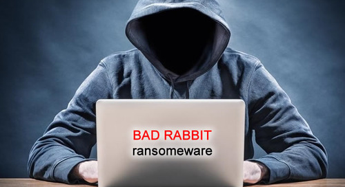 Bad Rabbit ransomware – key facts