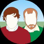Anders Lyhagen and Felix Heuman