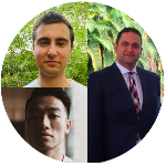Thumbnail image of Mike Ding, Nick Maizlin and Kaveh Farrokhi