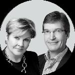 Mary Larson and Kevin Joy