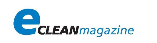 EClean Magazine logo