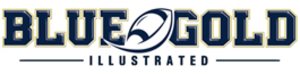 Blue & Gold Illustrated logo