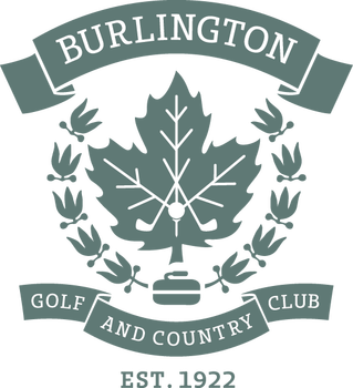 Burlington Golf & Country Club logo