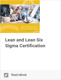 Lean and Lean Six Sigma Certification