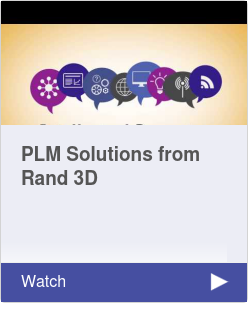 PLM Solutions from Rand 3D