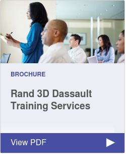 Rand 3D Dassault Training Services