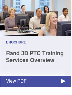Rand 3D PTC Training Services Overview