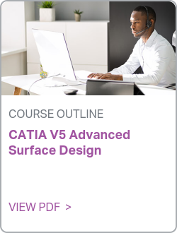 CATIA V5 Advanced Surface Design