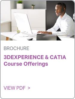 CATIA Course Offerings