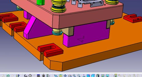 CATIA V5 Tooling Design 1