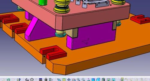 CATIA V5 Tooling Design 1