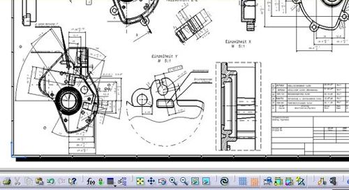 CATIA V5 Interactive Drafting 1