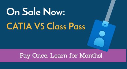 CATIA V5 Class Pass