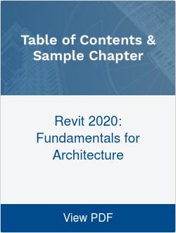 Revit 2020: Fundamentals for Architecture