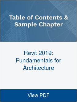 Revit 2019: Fundamentals for Architecture