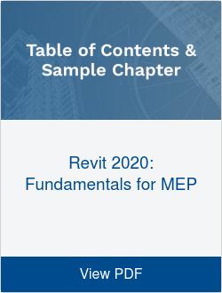 Revit 2020: Fundamentals for MEP
