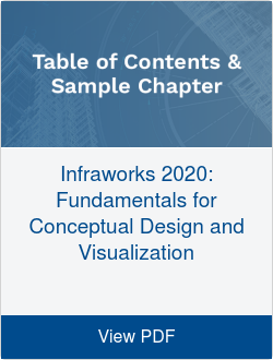 Infraworks 2020: Fundamentals for Conceptual Design and Visualization