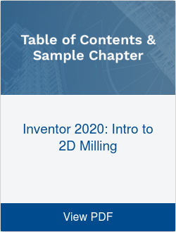 Inventor 2020: Intro to 2D Milling