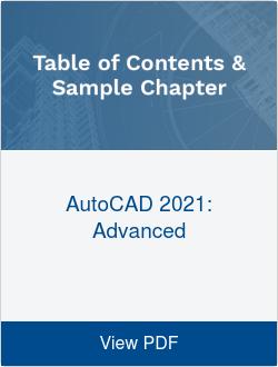 AutoCAD 2021: Advanced