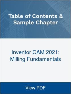 Inventor CAM 2021: Milling Fundamentals