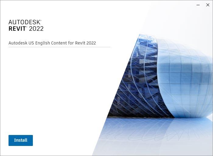 Revit 2022 Splash Screen
