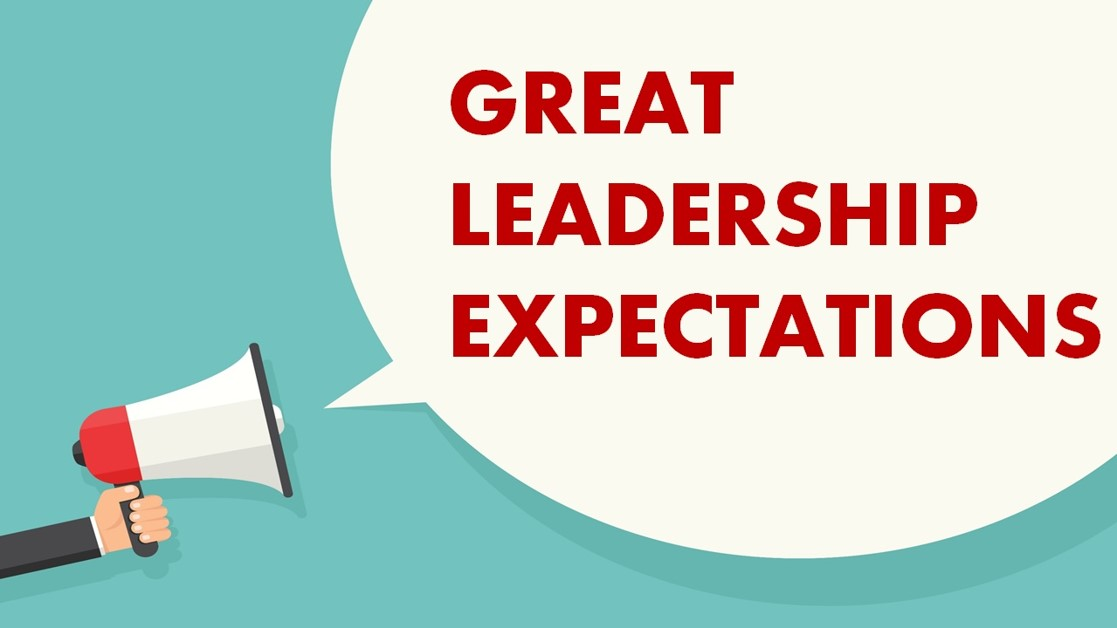 Great Leadership Expectations