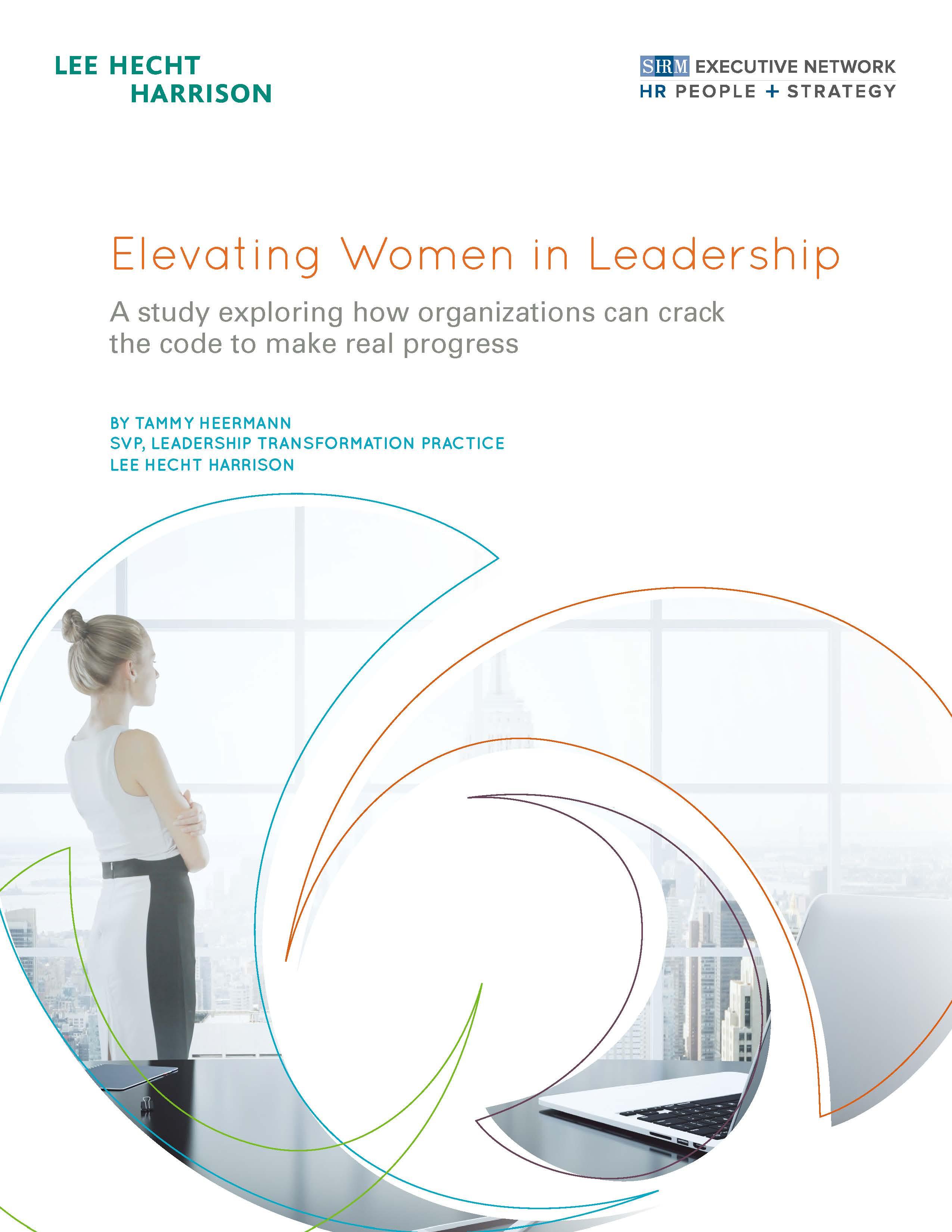 Elevating Women in Leadership