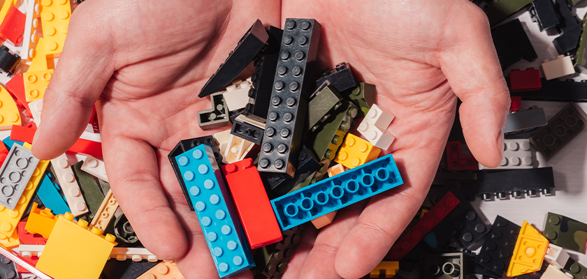 Why Workspaces is Like LEGOs