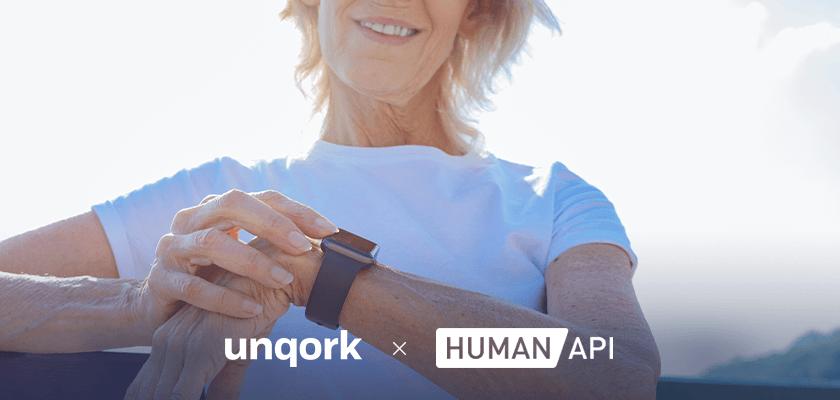 Human API and Unqork