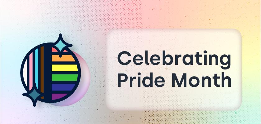 Pride Month banner