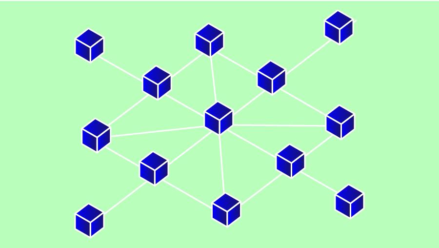 Vector of isometric blockchain