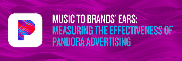 Measuring Pandora Advertising