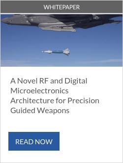 一种新颖的RF和数字微电子设计精密引导武器