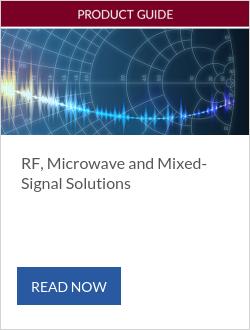 RF,微波和混合信号解决方案