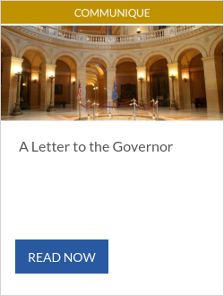 A Letter to the Governor