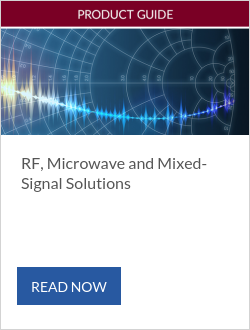 RF, Microwave and Mixed-Signal Solutions