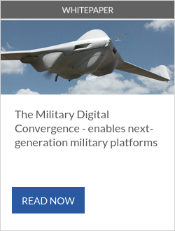 The Military Digital Convergence - enables next-generation military platforms