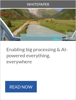 Enabling big processing & AI-powered everything, everywhere