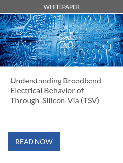 Understanding Broadband Electrical Behavior of Through-Silicon-Via (TSV)