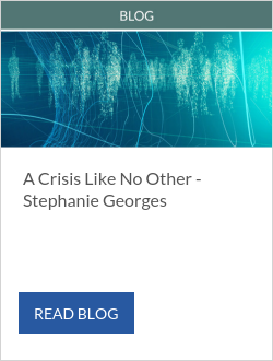 A Crisis Like No Other - Stephanie Georges