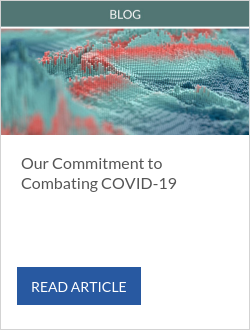 Our Commitment to Combating COVID-19