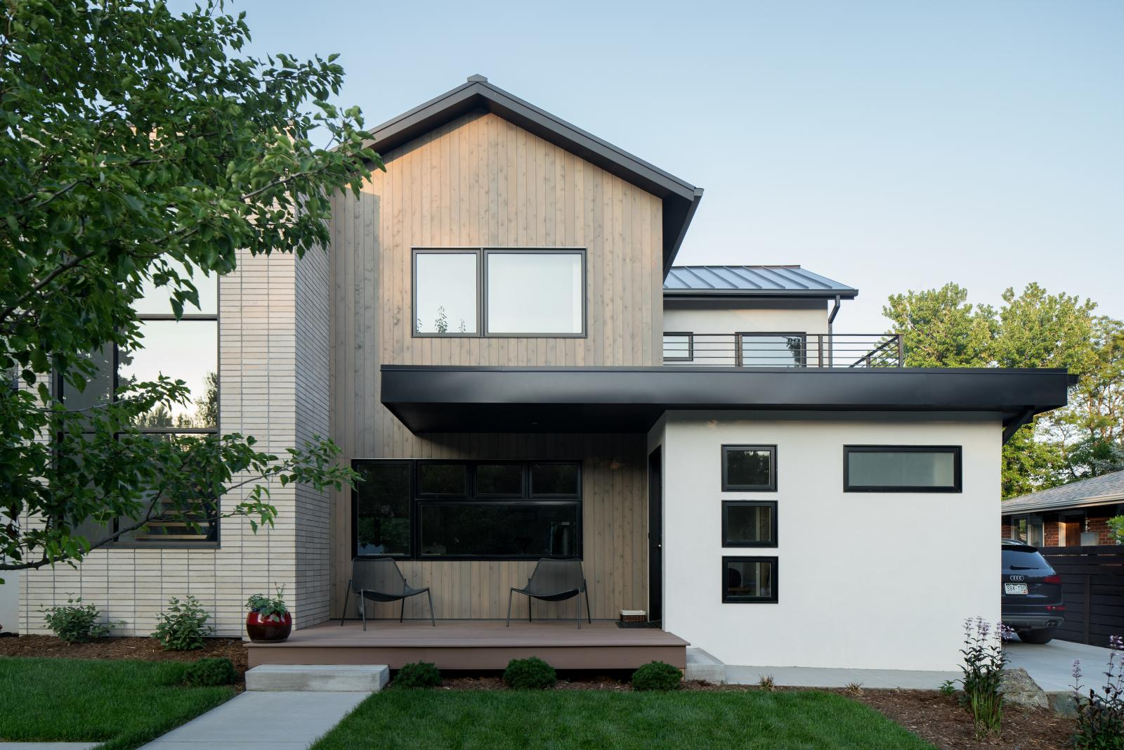 Adam's custom residential home project comes to life in Boulder, Colorado.