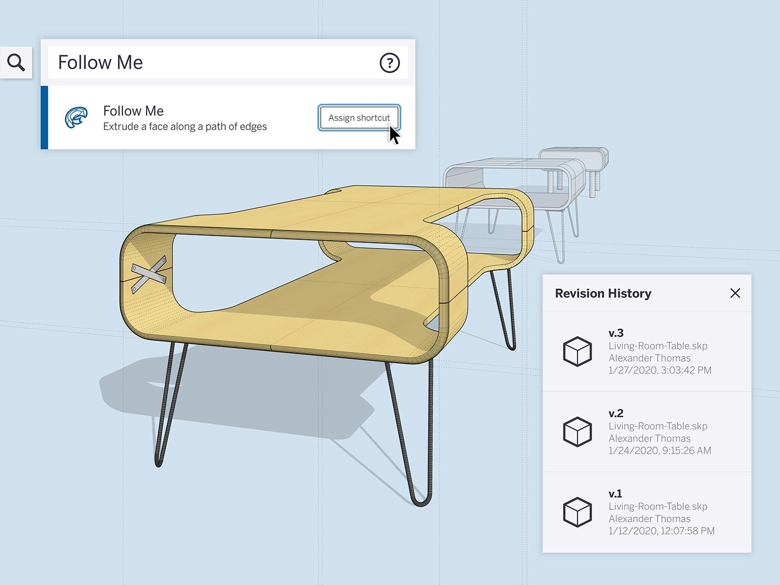 Sharpening up SketchUp for Web