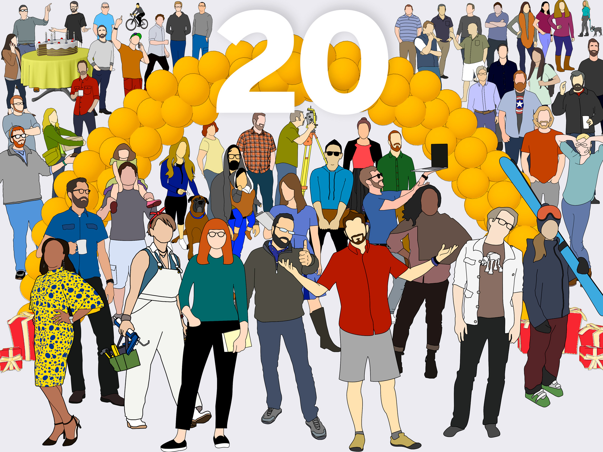 SketchUp Turns 20 in 2020