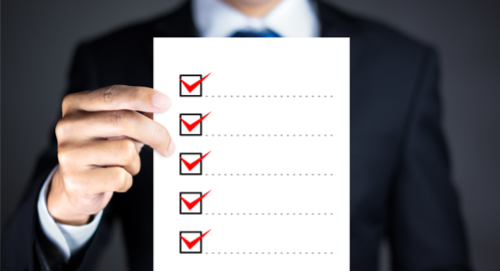 36-Point Checklist If Your Dealership is Mandated to Close