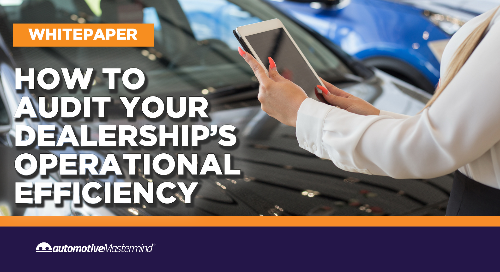 Digital Retailing Checklist: How to Audit Your Dealership's Operational Efficiency