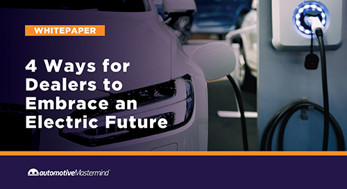 4 Ways for Dealers to Embrace an Electric Future