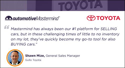 Gullo Toyota Testimonial